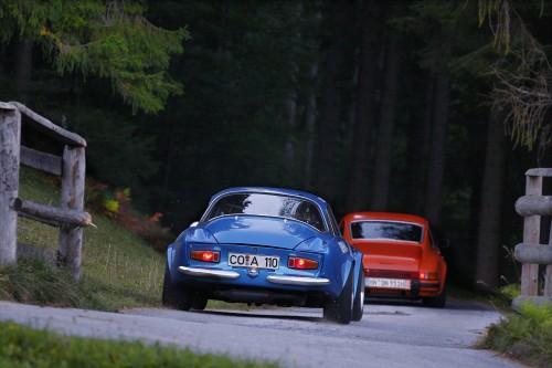 Alpine Porsche