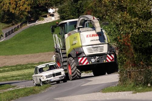 BMW Traktor