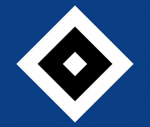Hamburger SV Logo wallpaper - LogoMagz.com